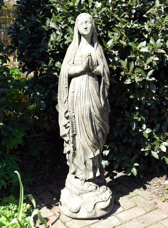 Photo of Stone Mary Statue 135 cm Large