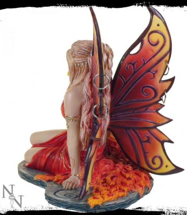 Photo of Sun Phoenix Fairy Figurine 17cm