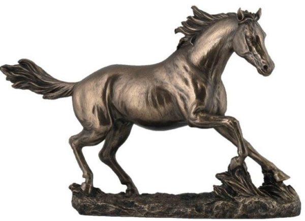 Photo of Wild Tranquility Bronze Figurine