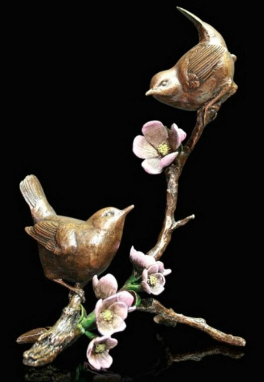 Photo of Apple Blossom Figurine (Limited Edition) Michael Simpson