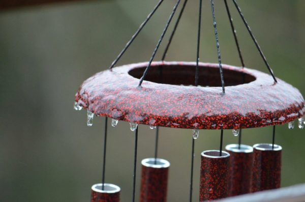 Photo of Corinthian Chime Ruby Splash 27 inches Special Edition