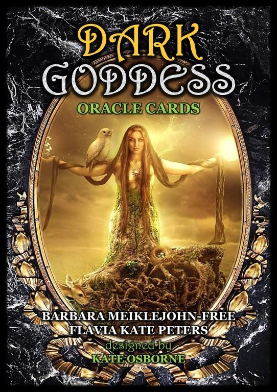 Photo of Dark Goddess Oracle Cards