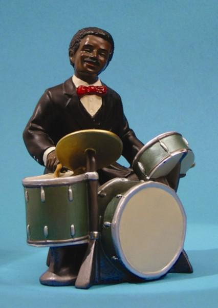 Photo of Drummer All That Jazz Figurine