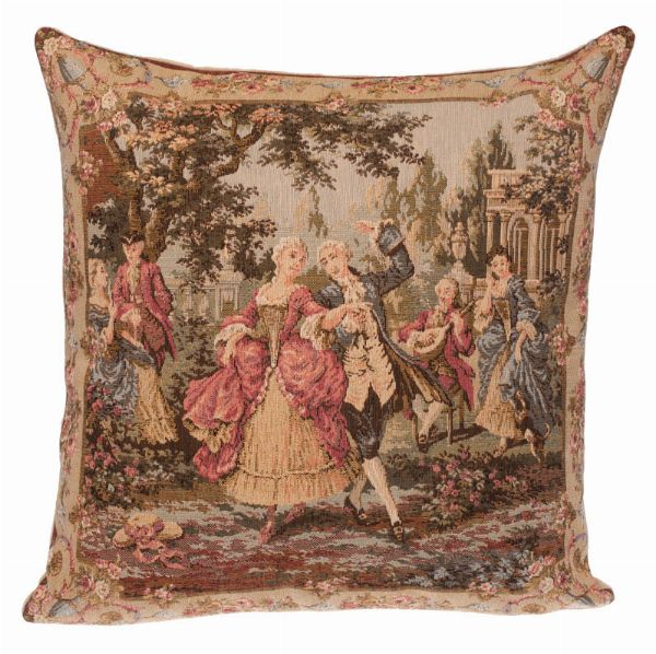 Phot of Francois Boucher Tapestry Cushion Ii