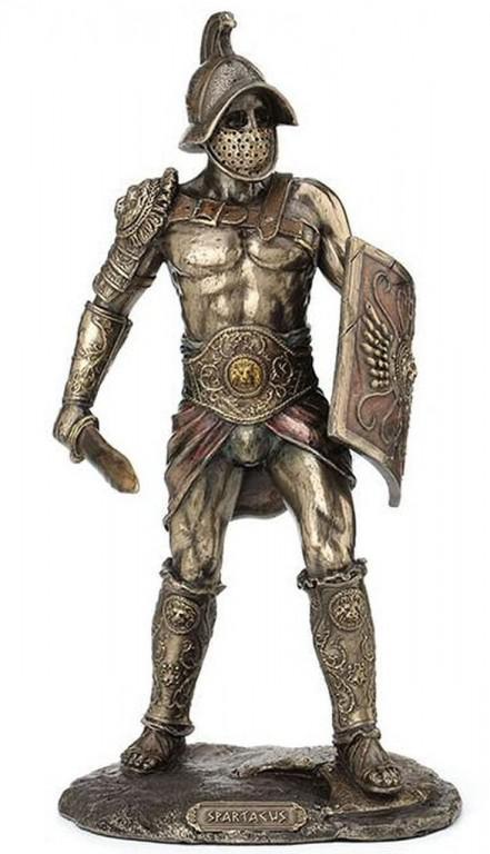 Photo of Gladiator Bronze Figurine