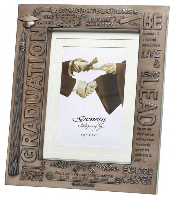 Photo of Graduation Bronze Frame
