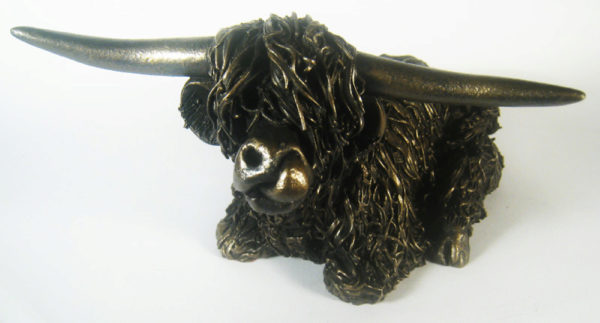 Photo of Highland Bull Ornament (Medium)
