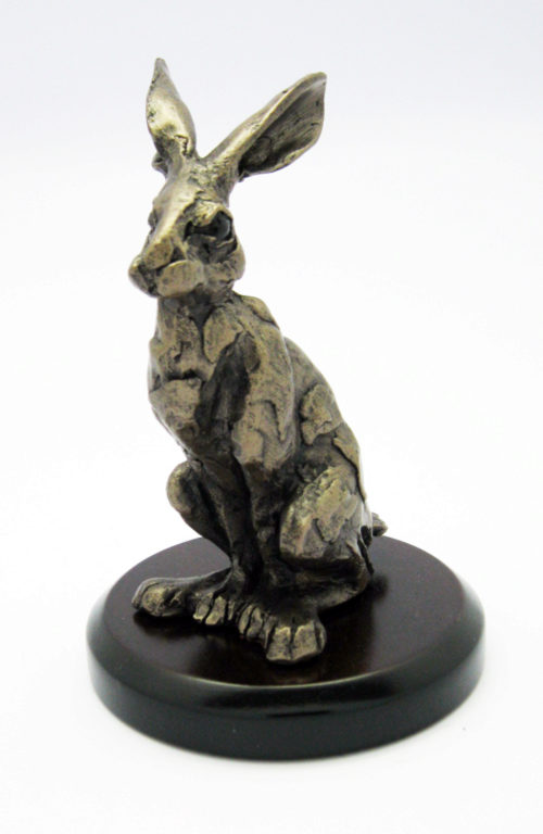Photo of Huey the Hare Sculpture