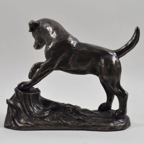 Photo of Jack Russell Bronze Sculpture (Harriet Glen)