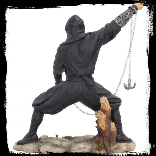 Photo of Japanese Ninja Figurine Colour 22.5cm