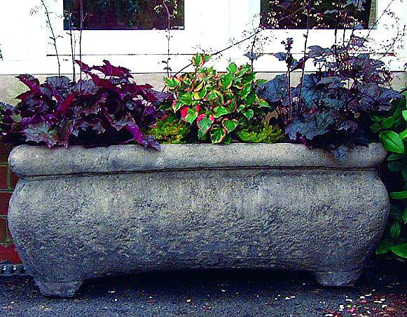 Photo of Large Catalan Stone Trough with Feet