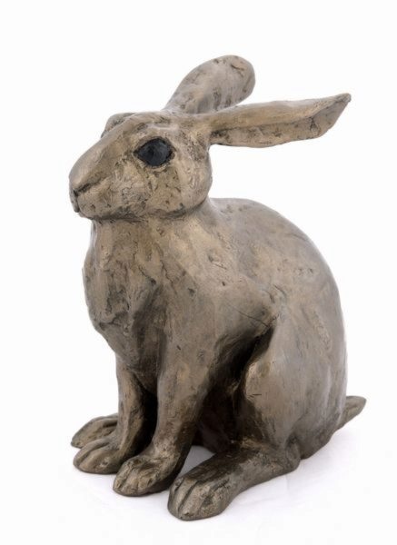 Photo of Lilac Hare Sculpture