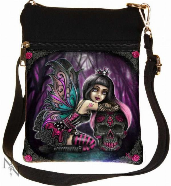 Photo of Lolita Gothic Fairy Shoulder Bag (Little Shadows)
