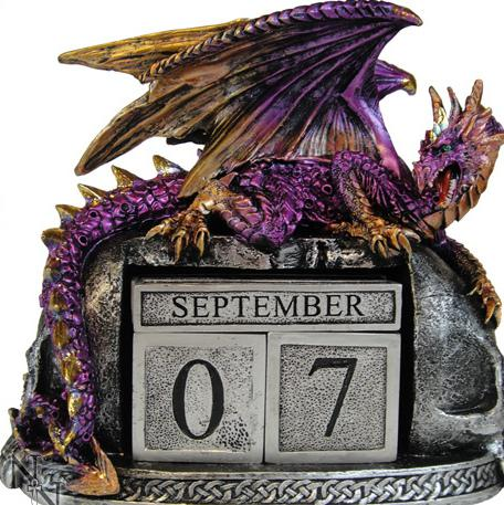 Photo of Nightwynd Dragon Calendar (Alator)