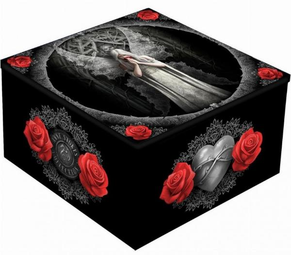 Photo of Only Love Remains Mirror Box (Anne Stokes)
