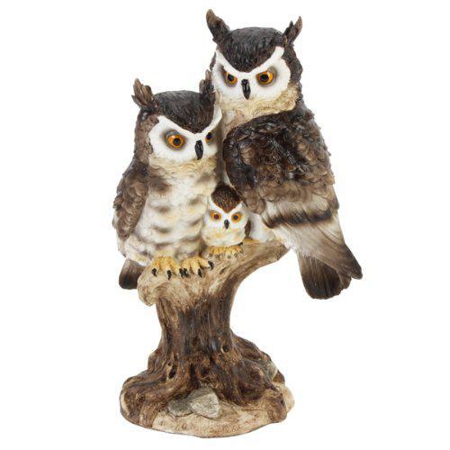 Photo of Owl Family Animal Planet Figurine
