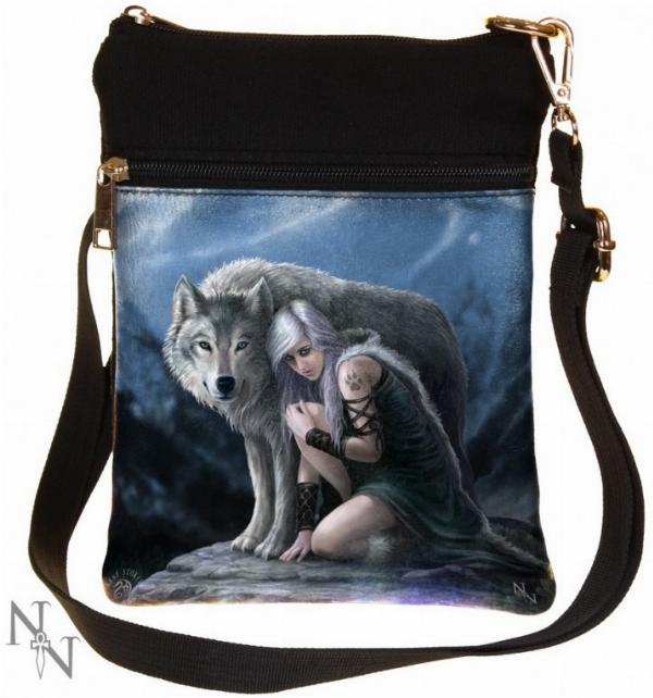 Photo of Protector Small Shoulder Bag (Anne Stokes)