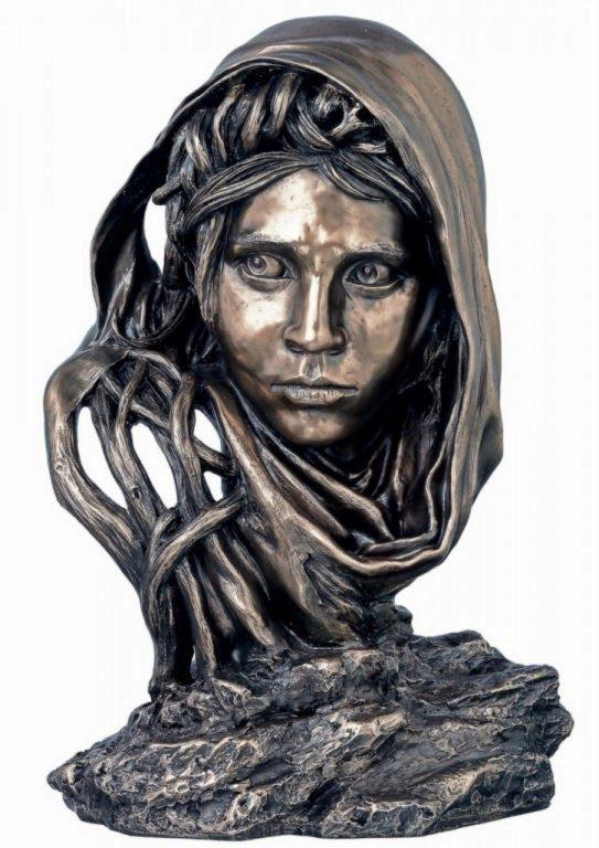 Photo of Resiliance Bronze Ornament 34 cm