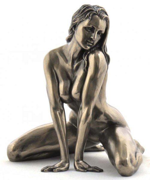 Photo of Sabrina Bronze Nude Figurine