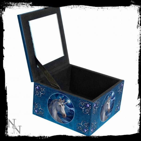 Photo of Sacred One Unicorn Mirror Box Lisa Parker