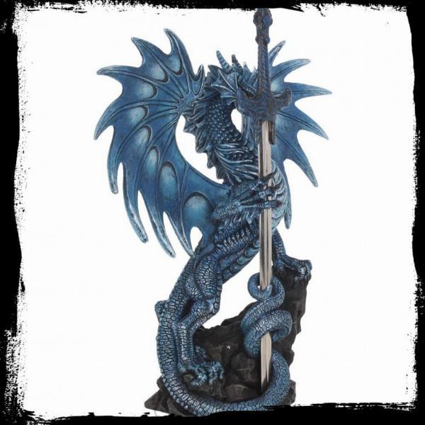 Photo of Sea Dragon Figurine Letter Opener Ruth Thompson 23cm