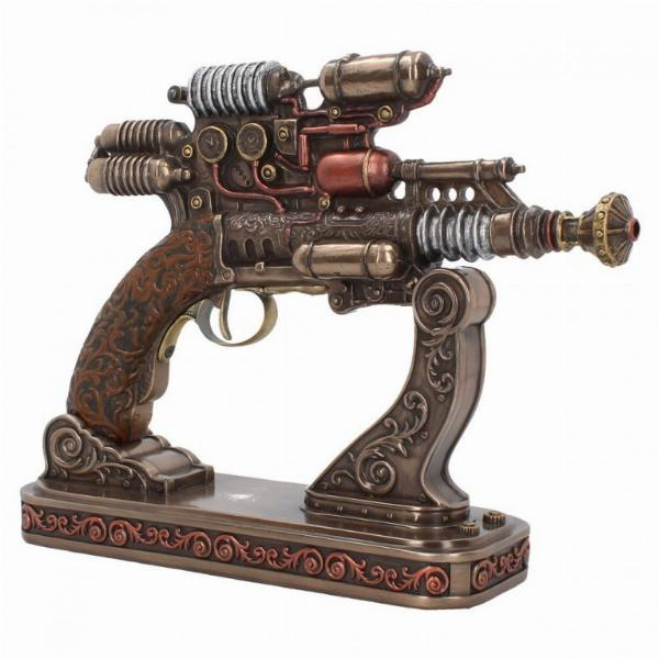 Photo of Steam Compressed Pulse Emitter Gun Figurine with Base