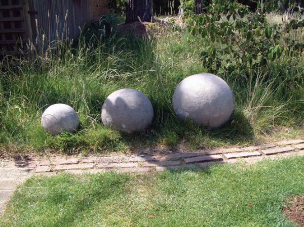 Photo of Stone Balls (Set of 3)
