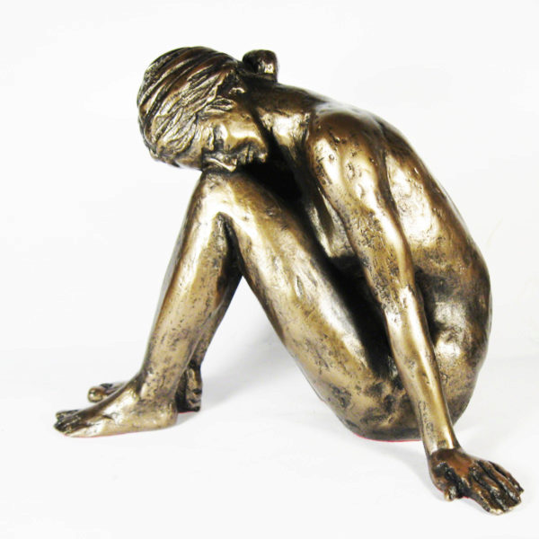 Photo of Suzi Bronze Sculpture (Paul Jenkins)