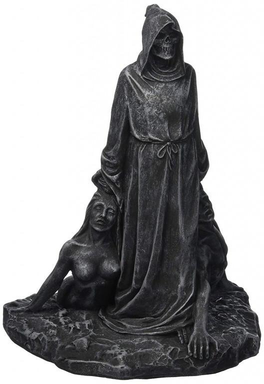 Photo of Ultimate Destiny Gothic Grim Reaper Statue