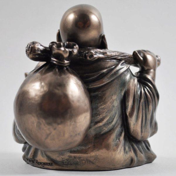 Photo of Wealth Buddha Bronze Figurine