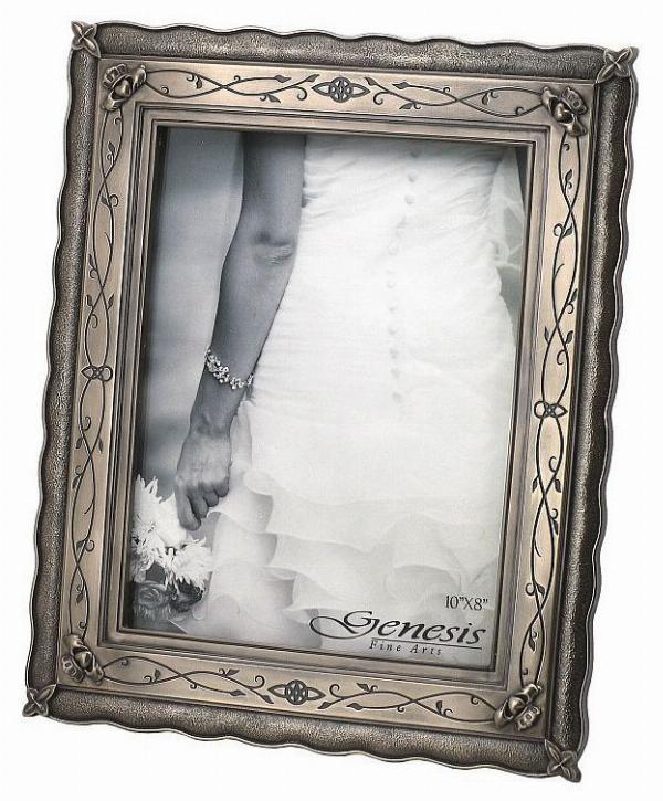 Photo of Wedding Frame Bronze Large