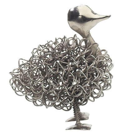 Photo of Wiggle Duck Metal Sculpture