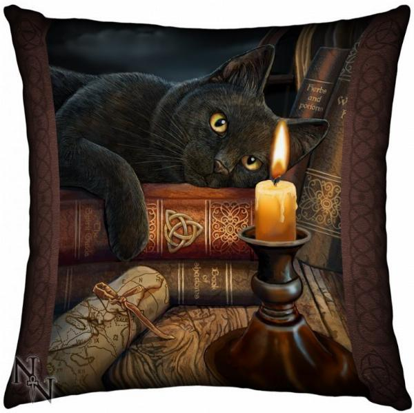 Photo of Witch Cat Cushion (Lisa Parker)