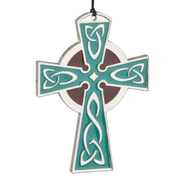 Photo of Woodstock Celtic Cross Wind Chime