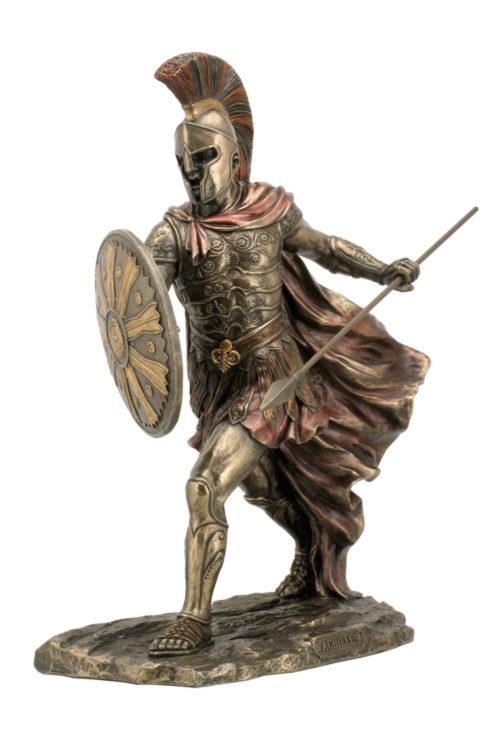 Photo of Achilles Bronze Figurine 30 cm