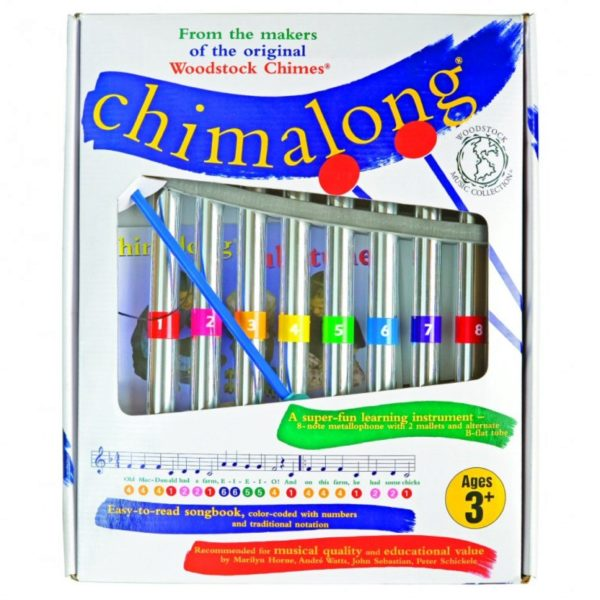 Photo of Chimalong (Woodstock Instrument) with CD