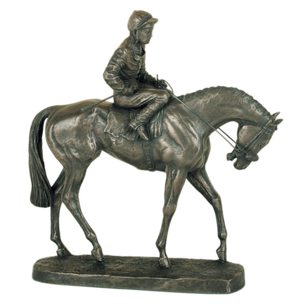 Photo of Derby Day Bronze Ornament