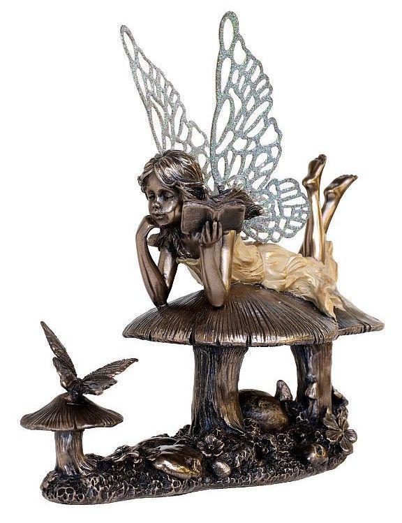 Photo of Fairy Tales Bronze Figurine