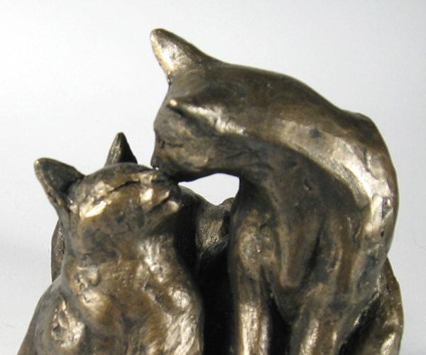 Photo of Felix and Oscar Cats Ornament