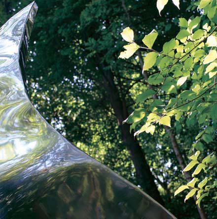 Photo of Garden Flame Sculpture Large 160 cm