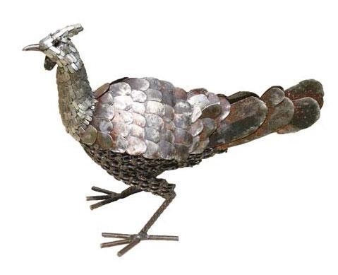 Photo of Hen Garden Ornament