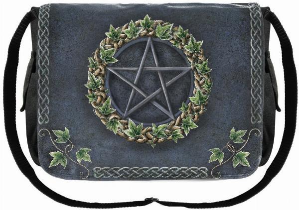 Photo of Ivy Pentagram Messenger Bag