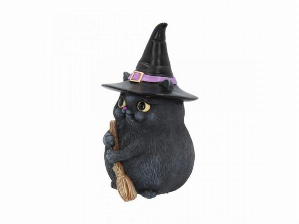 Photo of Lucky Black Cat Figurine