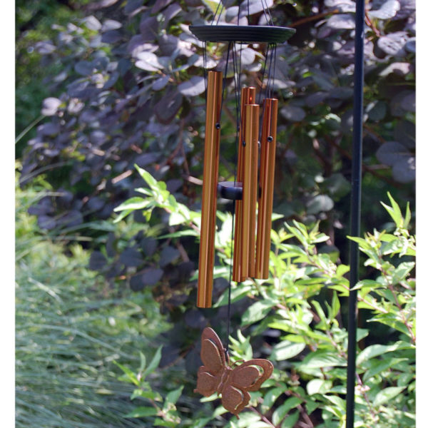 Photo of My Butterfly Bronze Wind Chime (Woodstock)