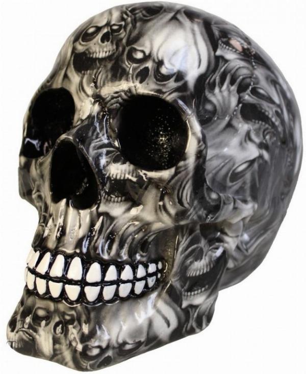 Photo of Soul Skull Ornament 19 cm