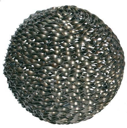 Photo of Spheres Garden Sculptures (Set of Three)