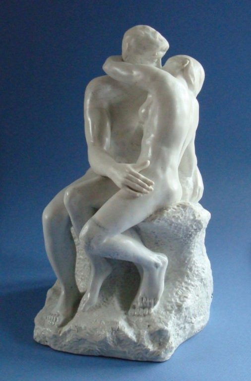 Photo of The Kiss Ornament 26 cm (Rodin)