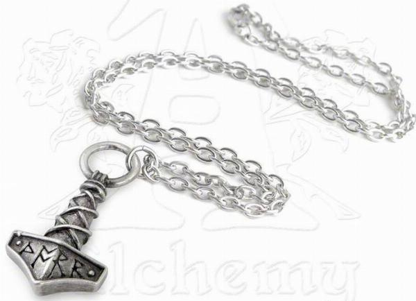 Photo of Thors Hammer Amulet