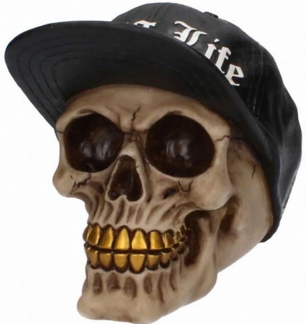 Photo of Thug Life Skull 16 cm