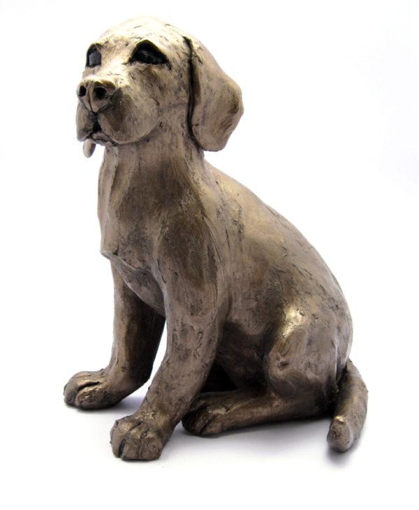 Photo of Toto the Dog Bronze Figurine (Paul Jenkins)